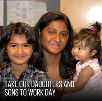 Take Your Sons and Daughters to Work Day 2011
